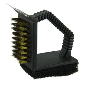 BBQ Cleaning Brush Steel Wire