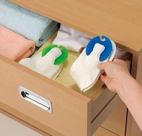 Plastic Sock Clips