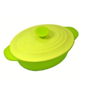 Silicone Microwave Oven Bowl