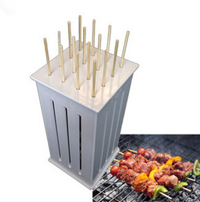 BBQ Brochette Tools