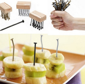 Multiple Use Snack Fork  18pcs
