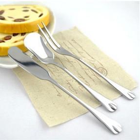 Dessert Salad Forks Spoon Bread Knife Set